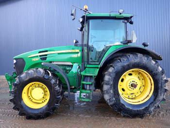 salg af John Deere 7930 traktor