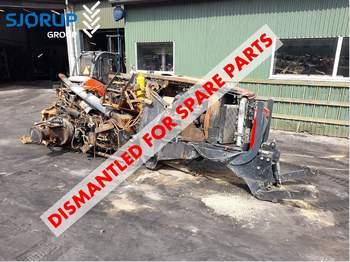salg af Massey Ferguson 7495 traktor
