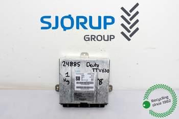 salg af ECU Deutz Agrotron TTV 630 Transmission