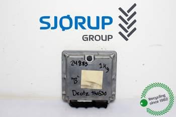 salg af ECU Deutz Agrotron TTV 630