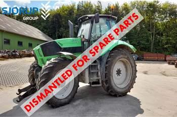salg af Deutz-Fahr Agrotron TTV 630 traktor