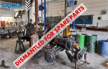 salg af New Holland T6.140 traktor