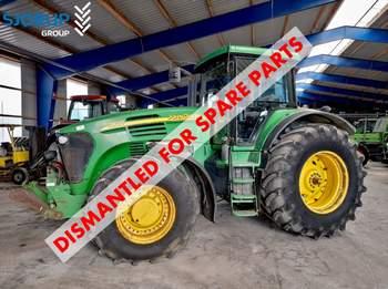 salg af John Deere 7820 traktor