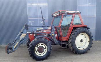salg af Fiat 100-90 traktor