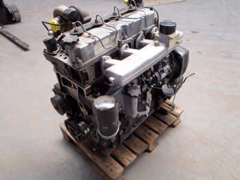 salg af Motor JCB 4CX