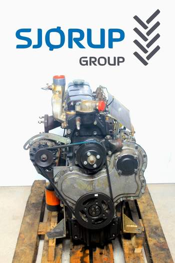 salg af Motor Hesston 6400 - Perkins 4.236 LD