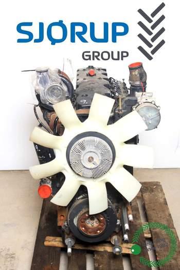 salg af Motor Case Maxxum 140