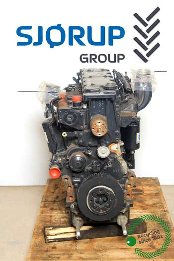 salg af Motor New Holland TS 125A - Iveco NEF