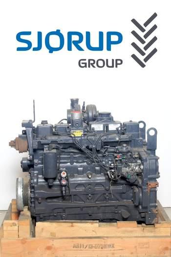 salg af Motor New Holland TS6.120