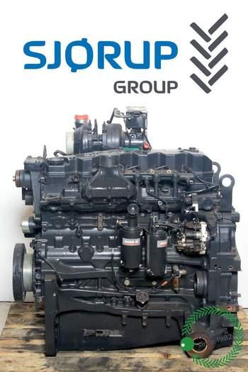salg af Motor Case Optum 300 CVX