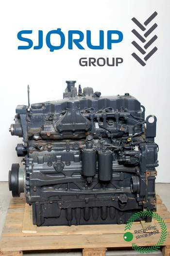 salg af Motor New Holland T7.170