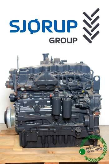 salg af Motor Case Puma 145