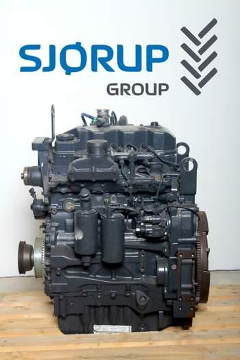salg af Motor New Holland T6.140