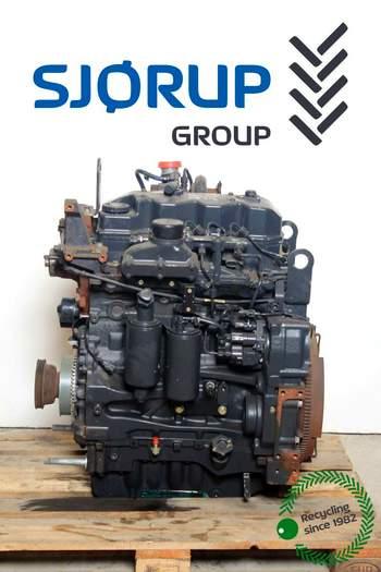 salg af Motor Case Maxxum 110