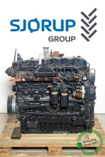 salg af Motor New Holland T7040