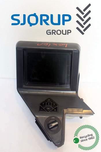salg af Monitor Claas Lexion 550