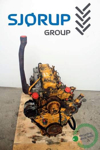salg af Motor Massey Ferguson 50 BX - A4.236