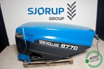 salg af Motorhjelm New Holland 8770