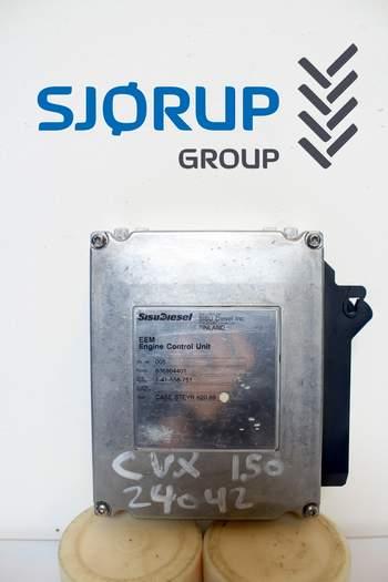 salg af ECU Case CVX 150 Motor