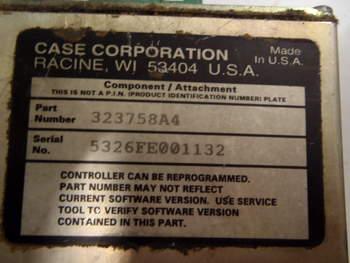 salg af ECU Case MX 270