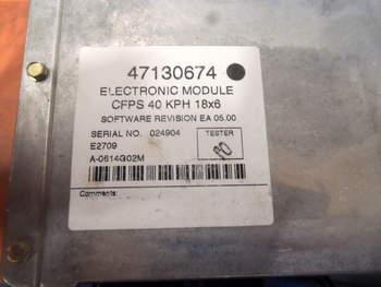 salg af ECU Case MXM 190 Gearkasse 40 km/t