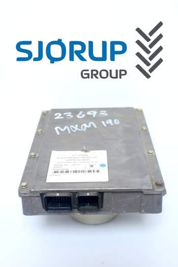 salg af ECU Case MXM 190 - CFPS 50 KPH