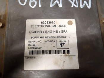 salg af ECU Case MXM 190