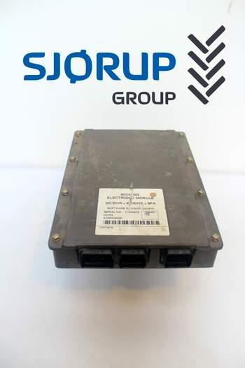 salg af ECU Case MXM 190 - DC/EHR+Engine+SFA