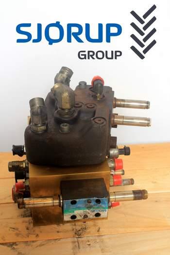 salg af Hydraulikventil Case 7010 - Main stack