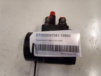 salg af Styreorbitrol Case 5120 4WD