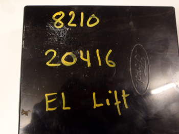 salg af ECU Ford 8210 Lift