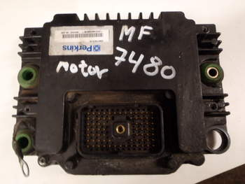 salg af ECU Massey Ferguson 7480