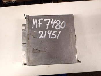 salg af ECU Massey Ferguson 7480  E-21451