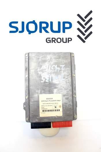 salg af ECU New Holland TM 135 GCM (40KPH)