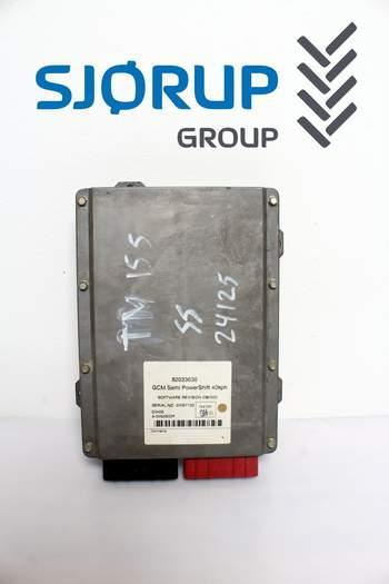 salg af ECU New Holland TM 155  SS - GCM 40 KM/T