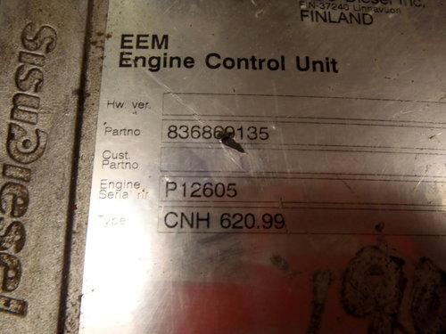 salg af ECU New Holland TVT 190