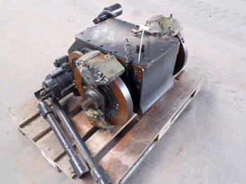 salg af Gearkasse Case Axial Flow 8010