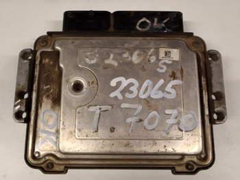 salg af ECU New Holland T7070