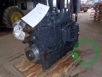 salg af Motor New Holland TS130A/MXU130