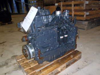 salg af Motor New Holland TS135A/MXU