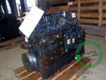 salg af Motor Case Puma 165