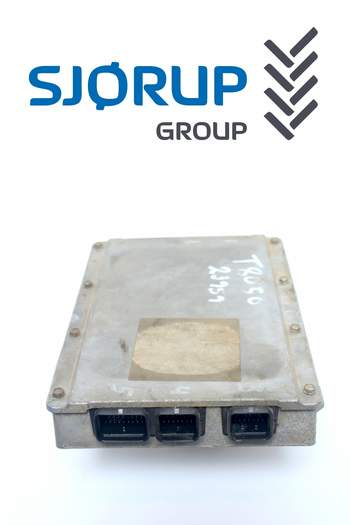 salg af ECU New Holland T8050 - TMF