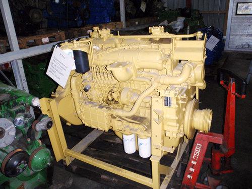 Projekt/renoverede motorer mv