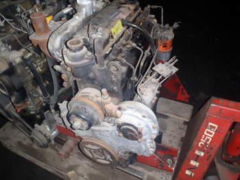 salg af Motor Perkins A4 236