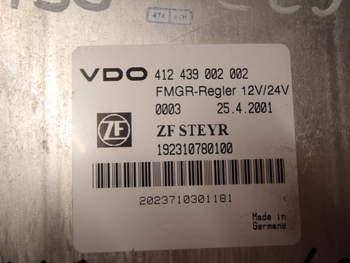 salg af ECU Case CVX 130